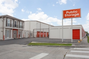 Image of Public Storage - New Orleans - 3900 Tchoupitoulas Street Facility on 3900 Tchoupitoulas Street  in New Orleans, LA
