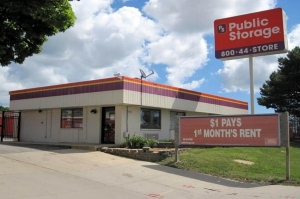 Image of Public Storage - Milwaukee - 8824 W Brown Deer Road Facility at 8824 W Brown Deer Road  Milwaukee, WI