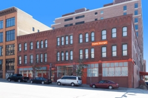 Image of Public Storage - Minneapolis - 425 Washington Ave N Facility at 425 Washington Ave N  Minneapolis, MN