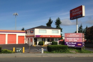Image of Public Storage - Kent - 23439 Pacific Hwy S Facility on 23439 Pacific Hwy S  in Kent, WA - View 3
