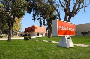 Image of Public Storage - La Verne - 1640 N White Ave Facility at 1640 N White Ave  La Verne, CA