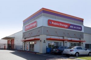 Public Storage - Burlingame - 1811 Adrian Road - Photo 1