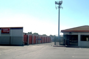 Public Storage - Modesto - 2012 West Briggsmore Ave - Photo 1