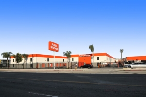 Image of Public Storage - Los Angeles - 5741 W Jefferson Blvd Facility at 5741 W Jefferson Blvd  Los Angeles, CA