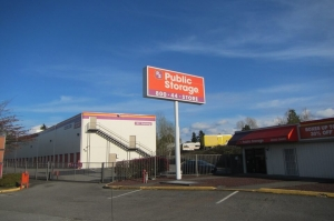 Image of Public Storage - Kent - 23600 Military Road S Facility at 23600 Military Road S  Kent, WA