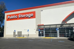 Image of Public Storage - Sunnyvale - 875 East Arques Ave Facility at 875 East Arques Ave  Sunnyvale, CA