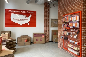 Image of Public Storage - San Francisco - 300 Treat Ave Facility on 300 Treat Ave  in San Francisco, CA - View 3