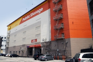 Image of Public Storage - Los Angeles - 300 Avery St Facility at 300 Avery St  Los Angeles, CA