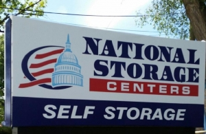 Image of National Storage Centers - Grand River Lyon Facility at 53600 Grand River Avenue  Lyon Charter Township, MI
