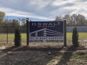 Image of Oswalt RV & Boat Storage Facility on 974 West Poor House Road  in Starkville, MS - View 3