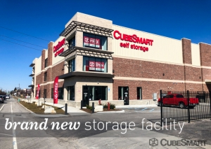 CubeSmart Self Storage - Indianapolis North Illinois Street - Photo 1