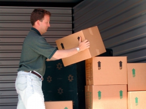 Image of Rampart Self Storage Facility on 9940 East Costilla Avenue  in Englewood, CO - View 3