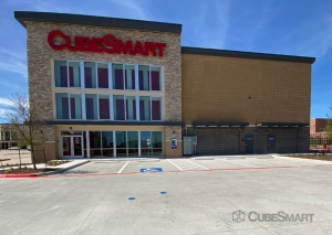 Image of CubeSmart Self Storage - TX Wylie Woodbridge Parkway Facility at 721 Woodbridge Parkway  Wylie, TX