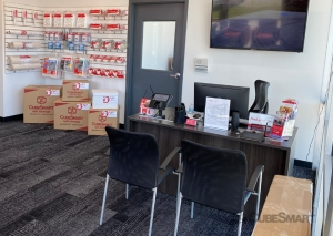 Image of CubeSmart Self Storage - TX Wylie Woodbridge Parkway Facility on 721 Woodbridge Parkway  in Wylie, TX - View 3