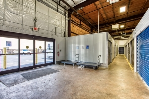 Image of South End Self Storage Facility on 4040 South Boulevard  in Charlotte, NC - View 3