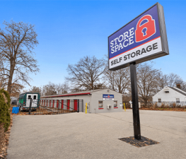 Image of Store Space Self Storage - #1019 Facility at 1359 Ohio Pike  Amelia, OH