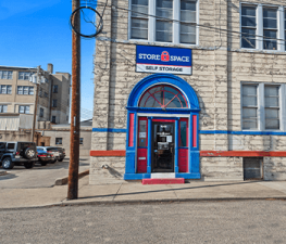 Image of Store Space Self Storage - #1024 Facility at 4015 Cherry Street  Cincinnati, OH