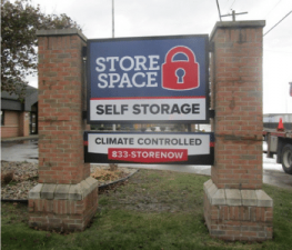 Image of Store Space Self Storage - #1027 Facility at 6470 Wyoming Avenue  Dearborn, MI