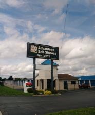 Image of Advantage Self Storage - Depew Facility at 2938 Walden Ave  Depew, NY