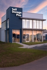 Image of Self Storage Plus Porterfields Facility on 24 Virginia Avenue Ext  in Martinsburg, WV - View 3