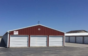 Image of Merrillville Self Storage Facility on 3950 W 73rd Ave  in Merrillville, IN - View 2
