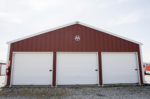 Image of Merrillville Self Storage Facility on 3950 W 73rd Ave  in Merrillville, IN - View 3
