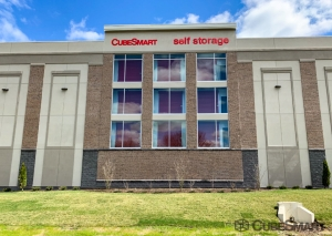 Image of CubeSmart Self Storage - PA Newtown Penns Trail Facility at 122 Penns Trail  Newtown, PA