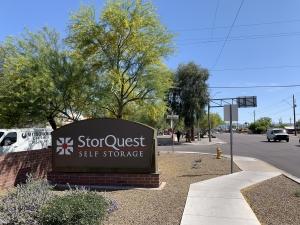 Image of StorQuest - Garfield / Portland Facility on 1616 East Portland Street  in Phoenix, AZ - View 2