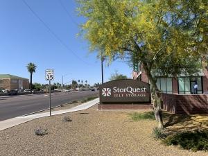 Image of StorQuest - Garfield / Portland Facility on 1616 East Portland Street  in Phoenix, AZ - View 3