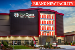 Image of StorQuest - Bothell / Everett Facility at 21008 Bothell Everett Highway  Bothell, WA