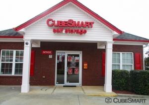 Image of CubeSmart Self Storage - GA McDonough Meredith Park Dr Facility at 1205 Meredith Park Drive  McDonough, GA