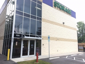 Image of StoreSmart Self-Storage - Raleigh Facility at 9300 Fayetteville Road  Raleigh, NC