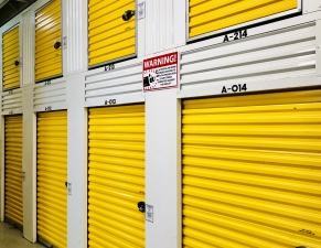 Image of Metro Mini Storage Facility on 3815 Clark Ave  in Cleveland, OH - View 2