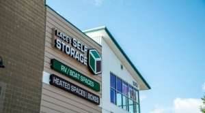 Image of Lacey Self Storage Facility on 8345 Martin Way East  in Lacey, WA - View 3
