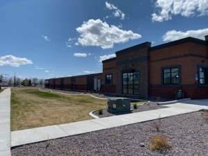 Image of Protection Self Storage of Provo Facility on 1768 South Industrial Parkway  in Provo, UT - View 2