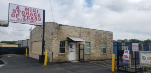 Image of A Mini Storage of Texas Facility at 2381 East Highway 71  Del Valle, TX
