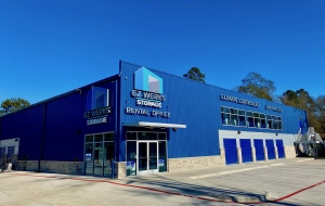 Image of EZ Werks Storage Facility on 23512 Kuykendahl Road  in Tomball, TX - View 3