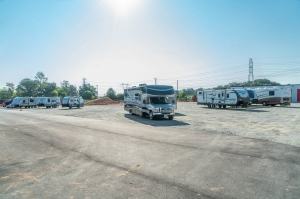 Image of Blythe Landing Self Storage Facility on 14936 Brown Mill Road  in Huntersville, NC - View 4