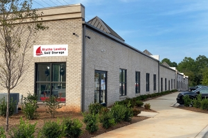 Image of Blythe Landing Self Storage Facility on 14936 Brown Mill Road  in Huntersville, NC - View 2