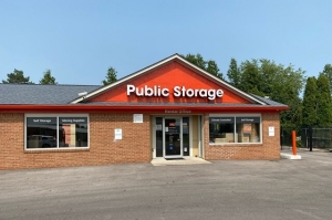 Image of Public Storage - Powell - 72 Industrial Park Pl Facility at 72 Industrial Park Pl  Powell, OH
