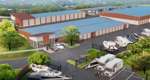 Image of Federal Way Supreme Self Storage Facility on 35200 Pacific Highway South  in Federal Way, WA - View 3