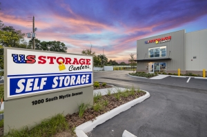 Image of US Storage Centers - Clearwater Facility at 1000 South Myrtle Avenue  Clearwater, FL