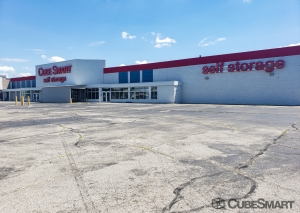 Image of CubeSmart Self Storage - OH Elyria Cleveland St Facility at 821 Cleveland Street  Elyria, OH