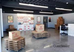 Image of CubeSmart Self Storage - TX Houston West Sam Houston Pkwy South Facility on 2840 West Sam Houston Parkway South  in Houston, TX - View 2