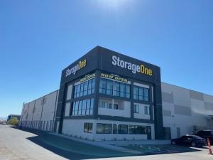 Image of StorageOne @ Blue Diamond Decatur Facility at 5075 Blue Diamond Road  Las Vegas, NV