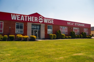 Image of Weather Wise Self Storage Facility at 26470 Lakeland Boulevard  Euclid, OH