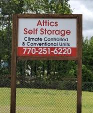 Attics Self Storage - Photo 2