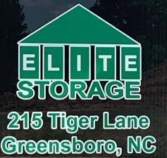 Image of Elite Storage, LLC - Greensboro Facility on 215 Tiger Lane  in Greensboro, NC - View 4