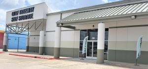 Image of Gulf Freeway Self Storage Facility at 12336 Gulf Freeway  Houston, TX