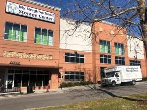 Image of My Neighborhood Storage Center of Durham Facility at 112 West Seminary Avenue  Durham, NC